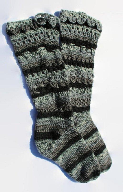Ladies Socks, Knee-hi socks
