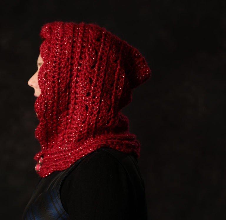 Nighttime Hood, Formal Headwear