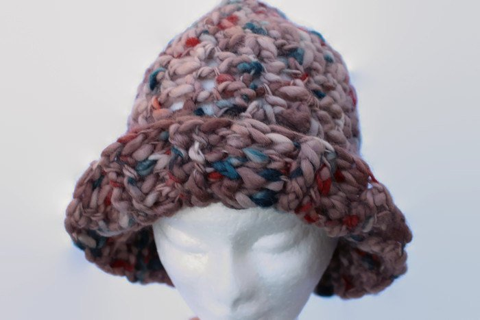 Womens Cloche Hat, Womens beanie