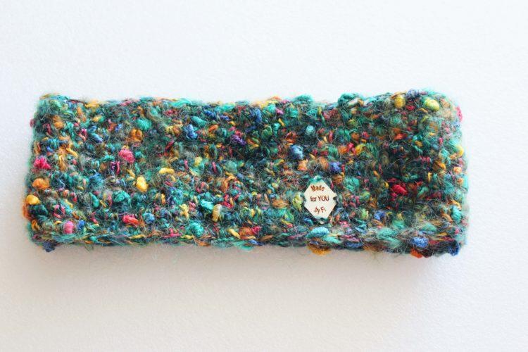 Market Headband - green