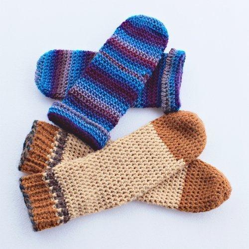 Comfy Socks – both pairs3