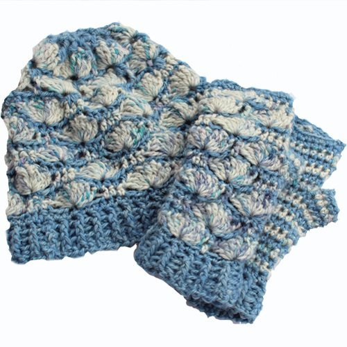 Paca Perfect Set - Shell B Mine Beanie and Shell B Mine Mitts
