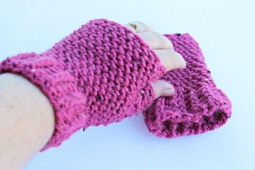 Herringbone Hands