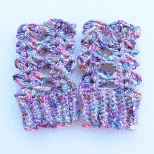 Lavada Fingerless Gloves