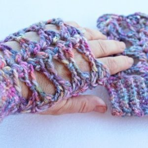 Lavada Fingerless Gloves