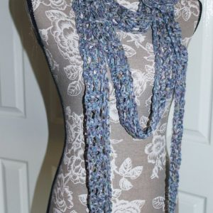Batiko Scarf - full length