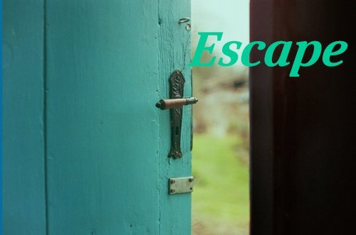 Open Door - Escape the cabin - collection preview -Photo by Jan Tinneberg on Unsplash